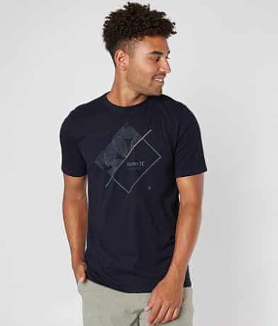 Hurley Breaking Lines Dri-FIT T-Shirt