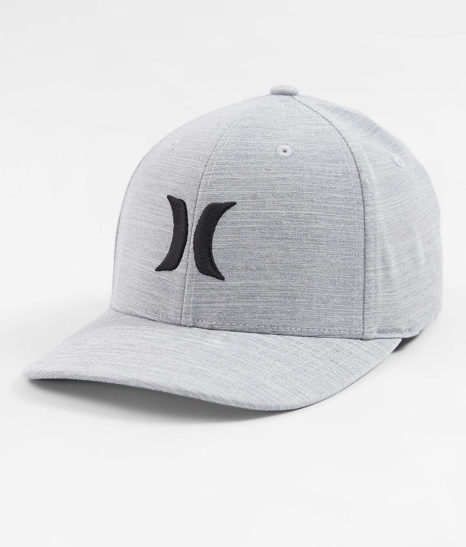 a439022556d58 Hurley Dri-FIT Cut Back Stretch Hat - Men s Hats in Wolf Grey Black ...