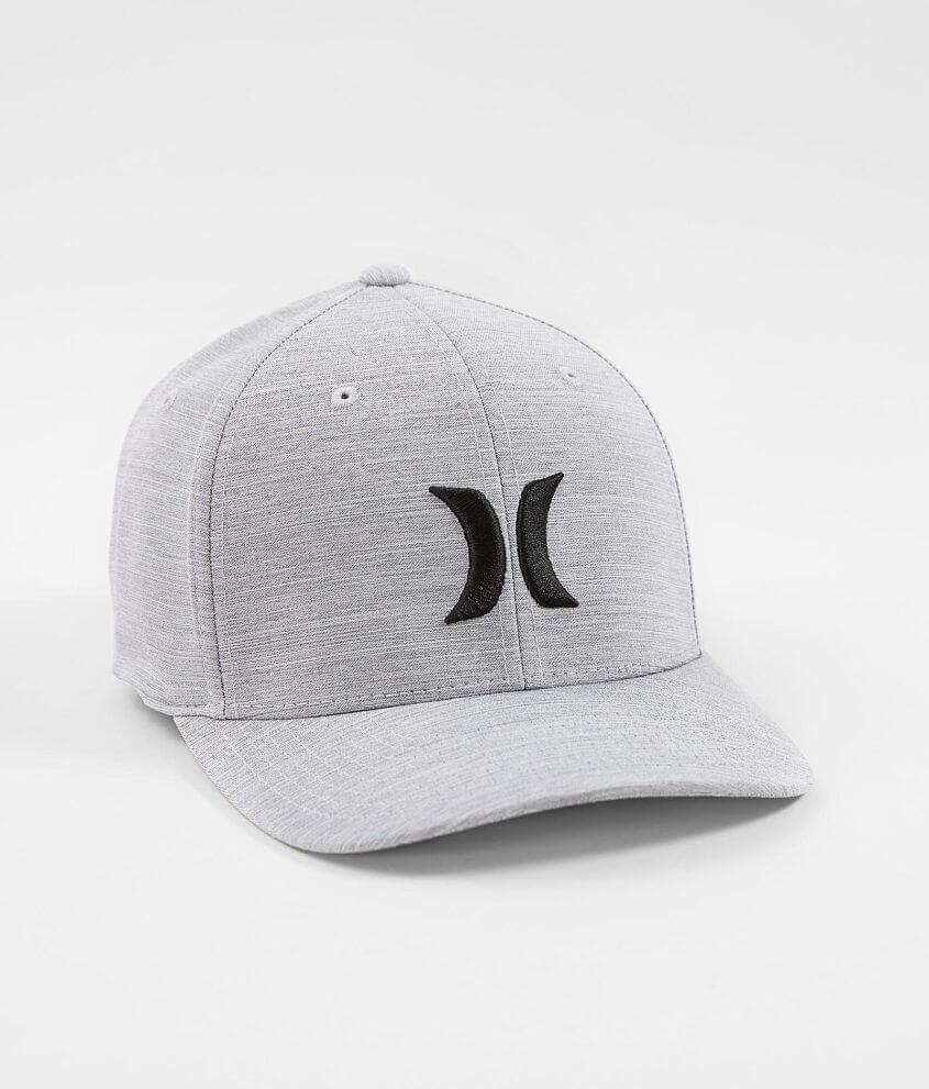 2bfb1d159dbab Hurley Cutback Dri-FIT Stretch Hat - Men s Hats in Wolf Grey