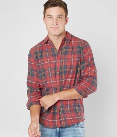 Hurley Kurt Flannel Shirt