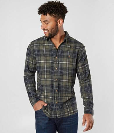 Hurley Kurt Flannel Shirt