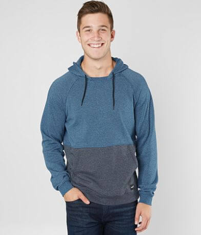 Hurley Crone Blocked Hooded Sweatshirt