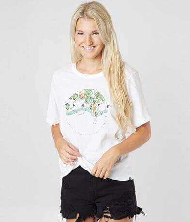 Hurley Tree Cats T-Shirt