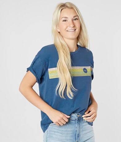 Hurley Retro Ringer T-Shirt