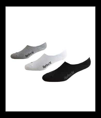 Hurley Dri-FIT 3 Pack Socks