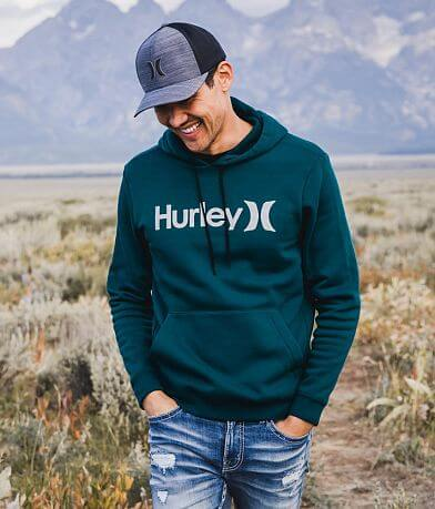 Hurley Surf Check One & Only Hooded Sweatshirt