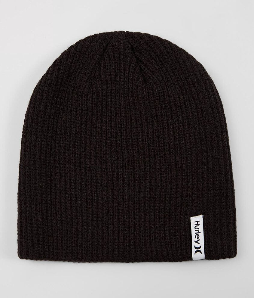 Hurley Staple One & Only Beanie front view