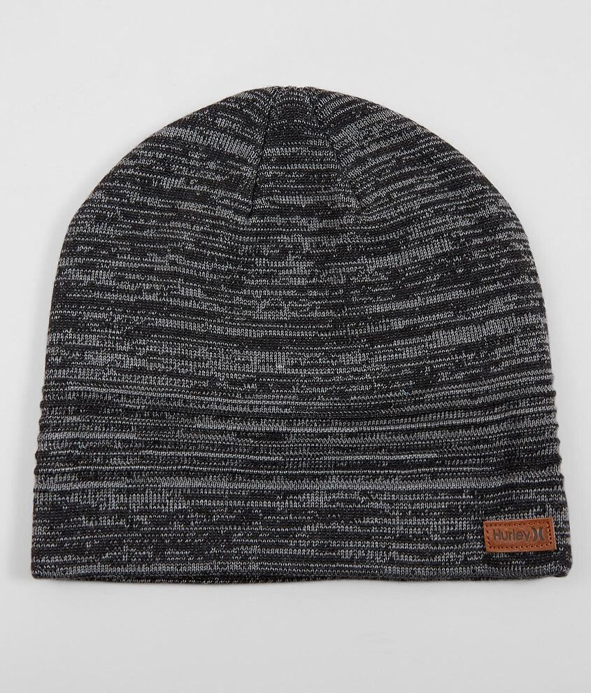 de58901b62 Hurley Northside Beanie - Men's Hats in Black | Buckle