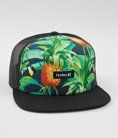 Hurley Mixtape Trucker Hat