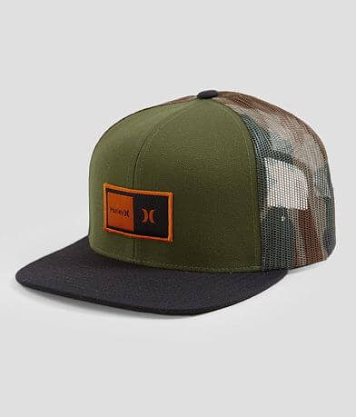 Hurley Natural Trucker Hat