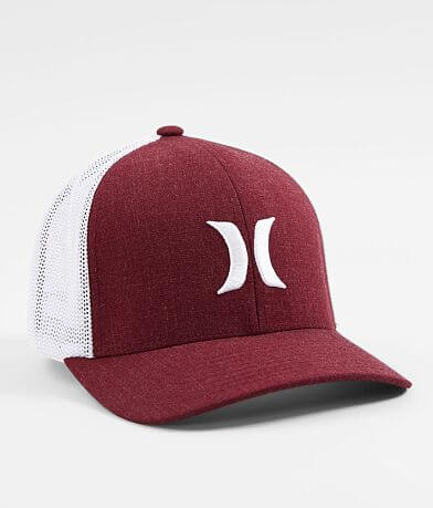 low priced 23d29 d9689 Hurley Icon Textures Stretch Hat
