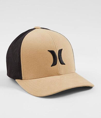 ed0d1eb9d9dda3 Hurley Icon Textures Stretch Hat