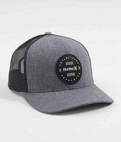 Hurley Trademark Trucker Hat