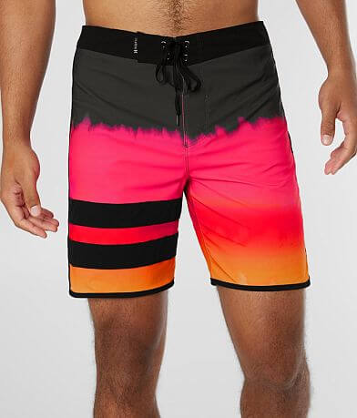Hurley Phantom Block Party Stretch Boardshort