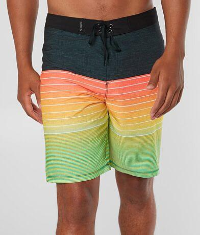 Hurley Bird Rock Striped Boardshort