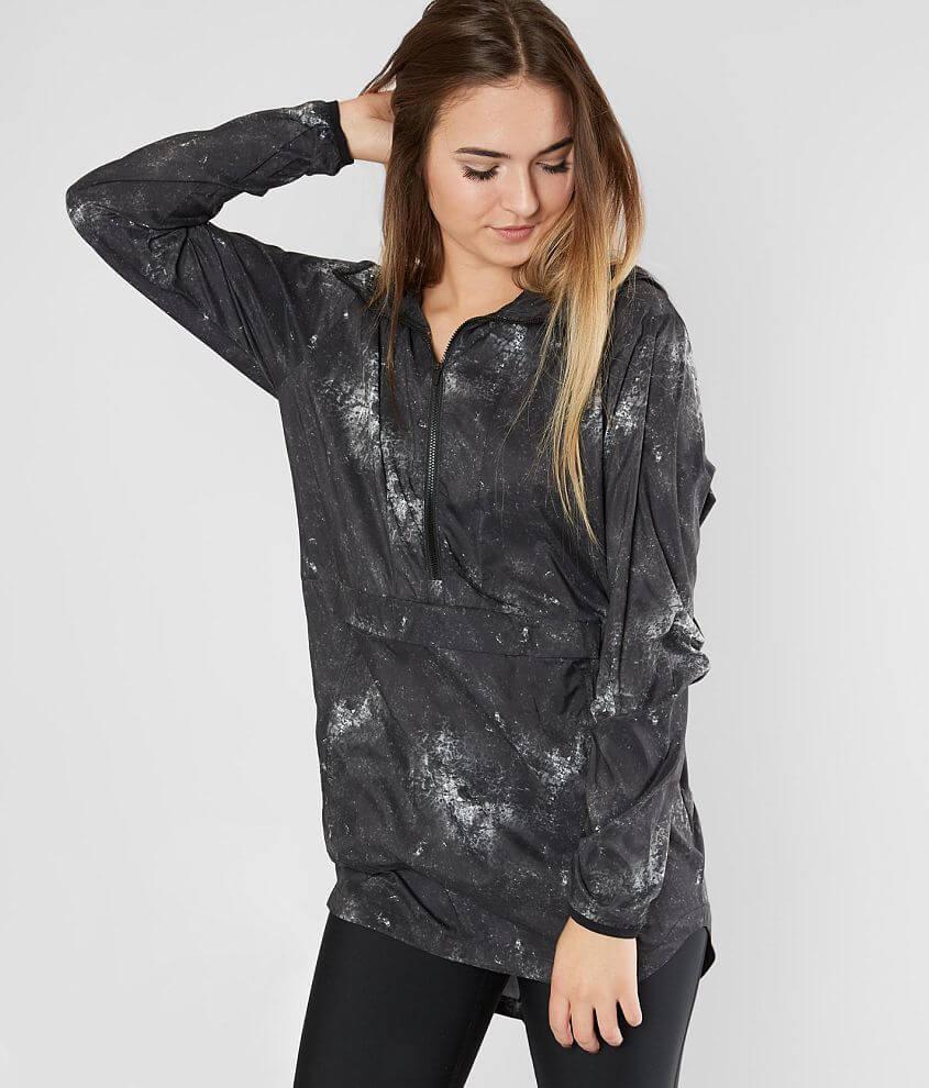 1e37d793 Hurley Wash Hooded Windbreaker Jacket - Women's Coats/Jackets in ...