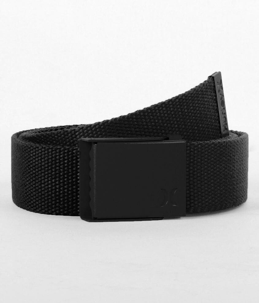 Hurley One & Only Belt front view