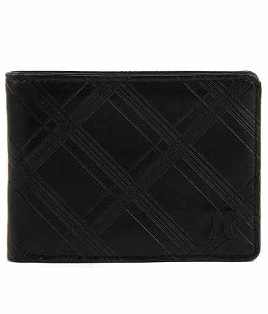 Hurley Embossed Wallet