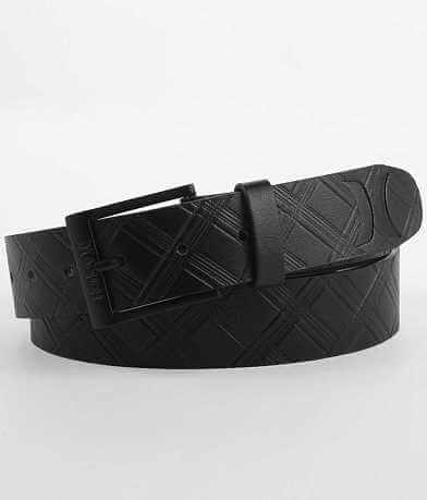 Hurley Embossed Belt