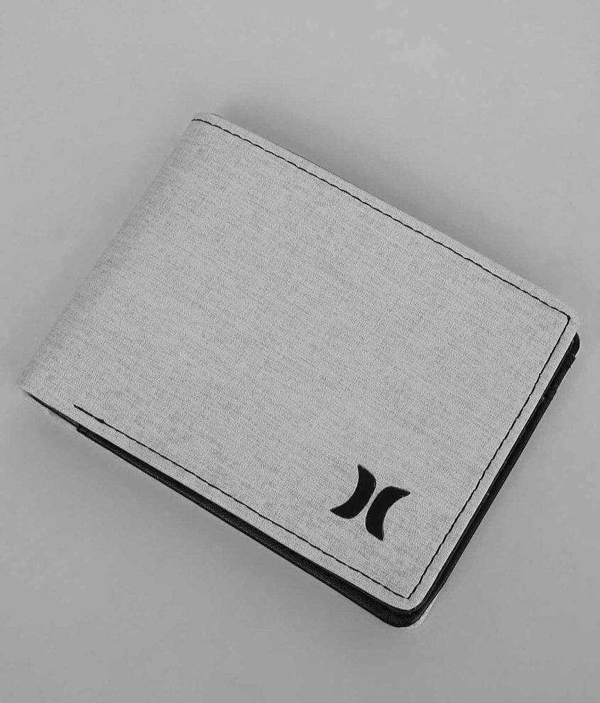 Hurley Accelerate Wallet front view
