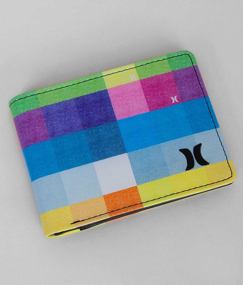 Hurley Kingsroad Wallet front view