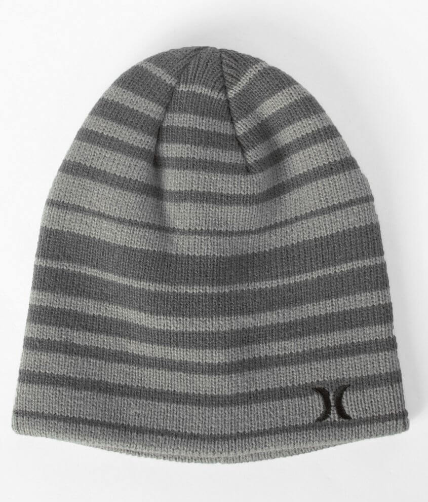 Hurley Lined Up Beanie front view