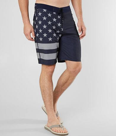 Hurley Phantom Patriot Stretch Boardshort
