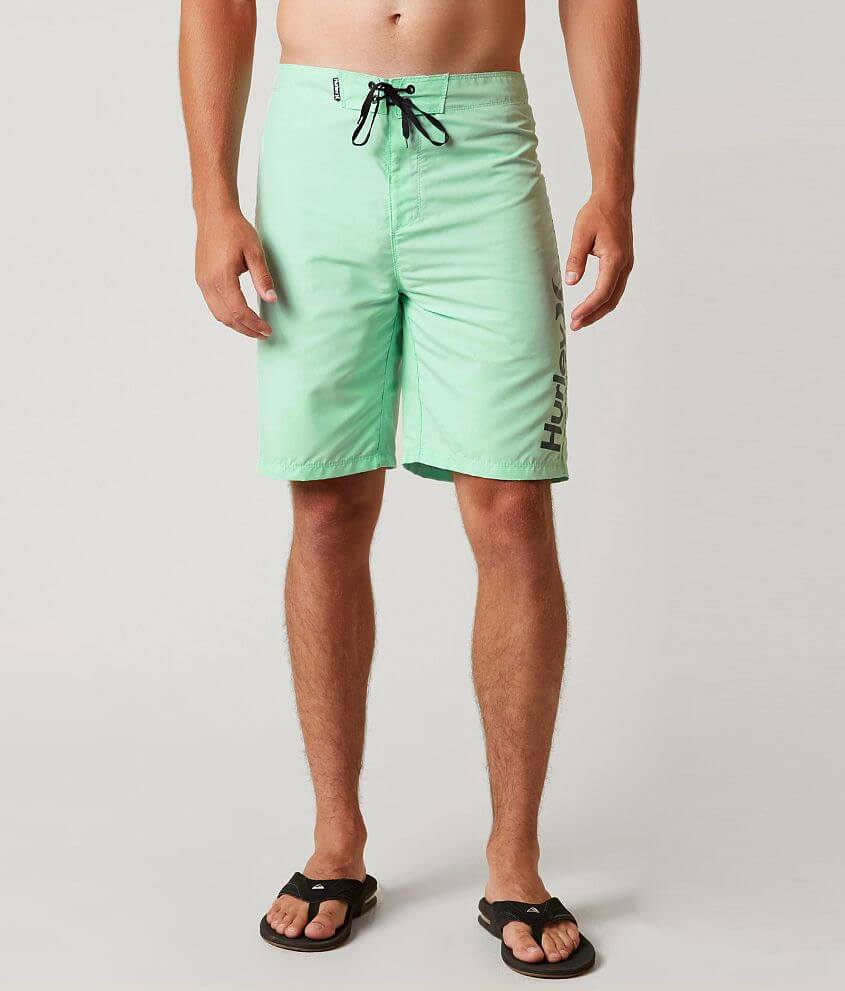 95eaf11f42 Hurley One & Only 2.0 Boardshort - Men's Boardshorts in Mint Foam ...