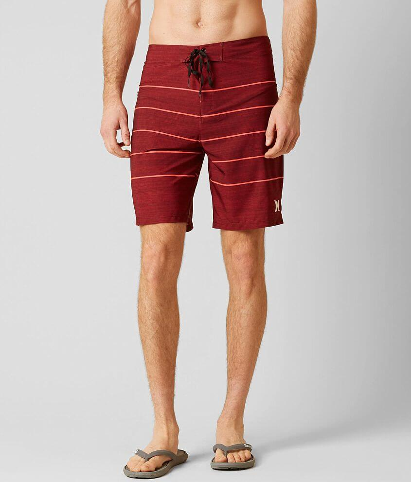 Style BS0006280/Skus 305170, 305187 Unlined 4-way stretch striped boardshort 12 1/4\\\