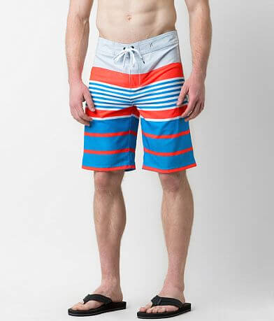 Hurley Block Tied Stretch Boardshort