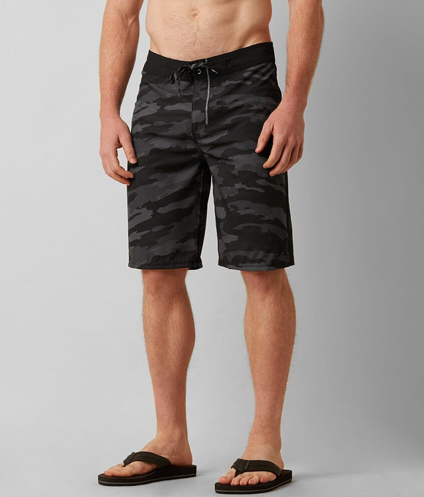 Hurley Flowmo Tux Stretch Boardshort front view