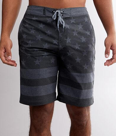 Hurley Phantom Flag Stretch Boardshort