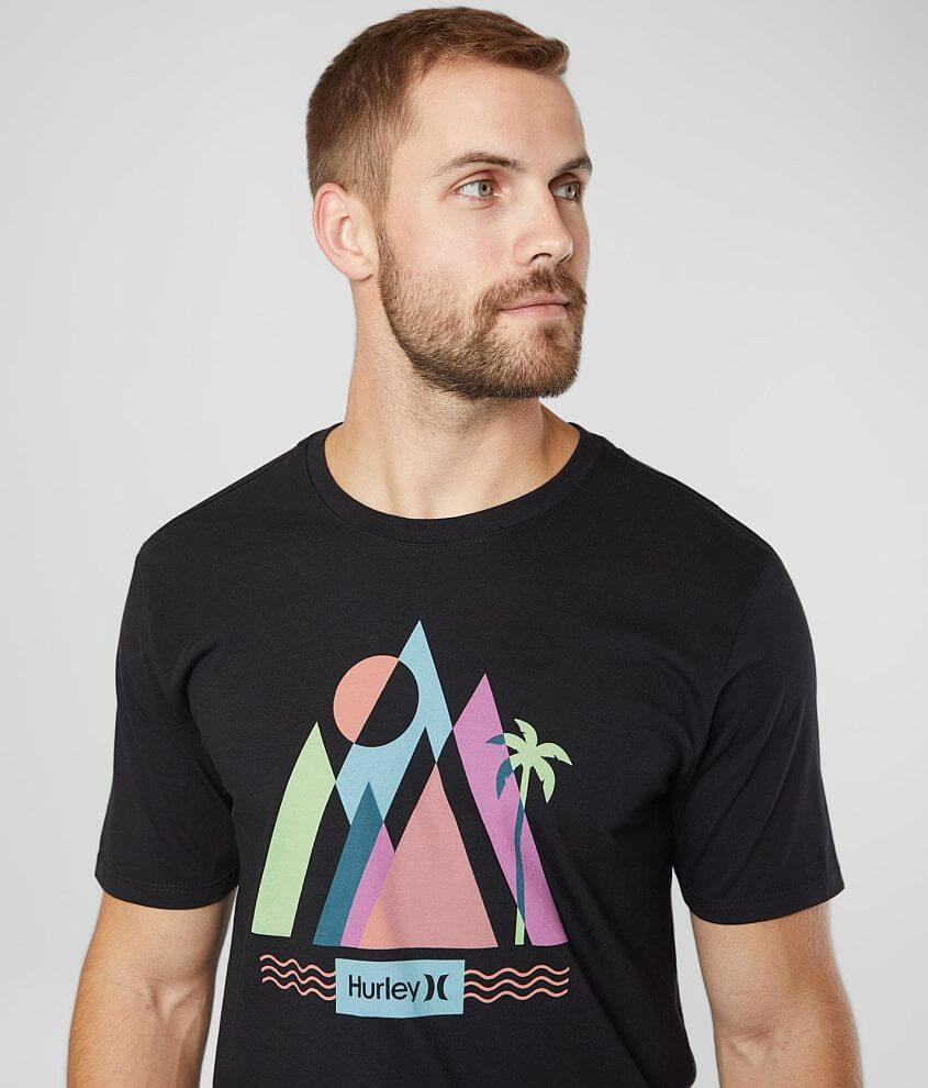 Hurley Scene Out T-Shirt front view