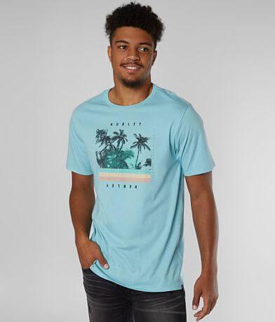 Hurley Palm Retro T-Shirt