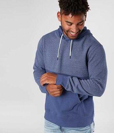 Hurley Crone Color Block Hooded Sweatshirt