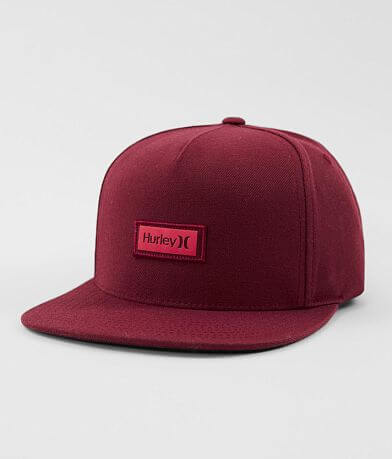 Hurley One & Only Reflective Hat