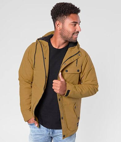 Hurley Slammer Hooded Jacket