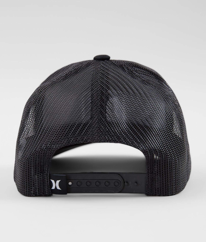 Hurley Arizona Trucker Hat - Men s Hats in Black  6c5d146ec56e
