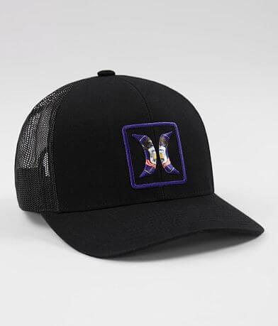 Hurley Utah Trucker Hat