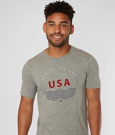 c3699376 Hurley This Land T-Shirt
