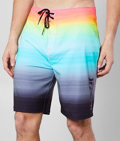 Hurley Phantom Spray Blend Stretch Boardshort