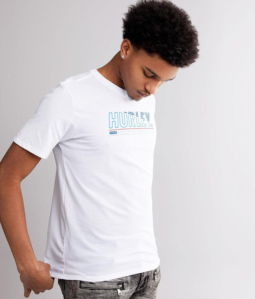 Hurley Onshore Dri-FIT T-Shirt front view