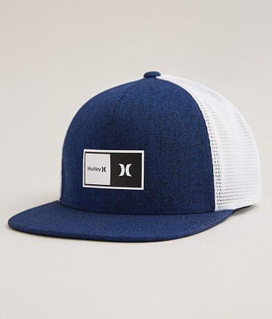 Hurley Natural 2.0 Flexfit 110 Trucker Hat