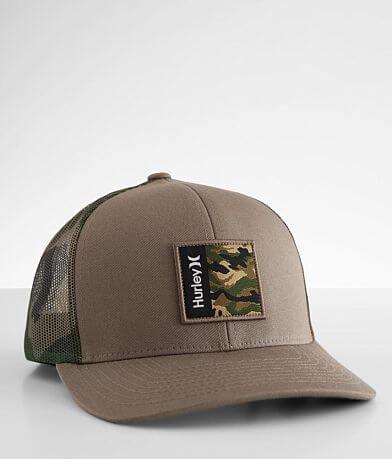 Hurley Seacliff Camo Trucker Hat