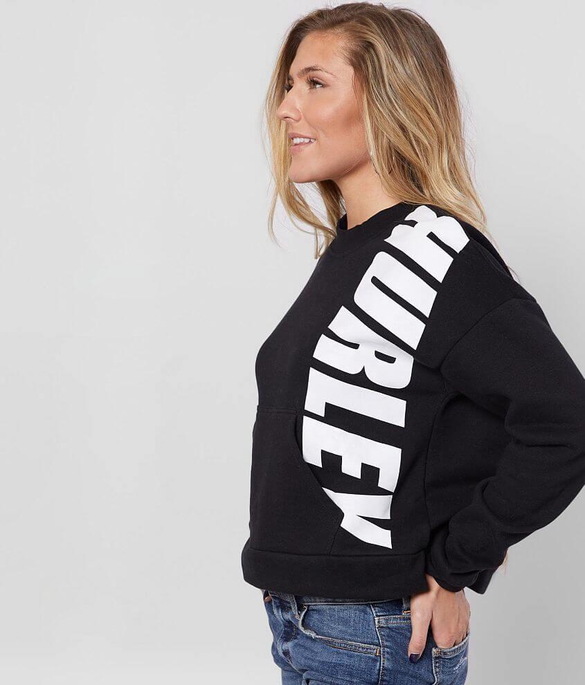 Hurley Sport Block Pullover Sweatshirt front view