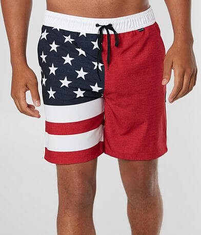 Hurley Patriot Volley Boardshort