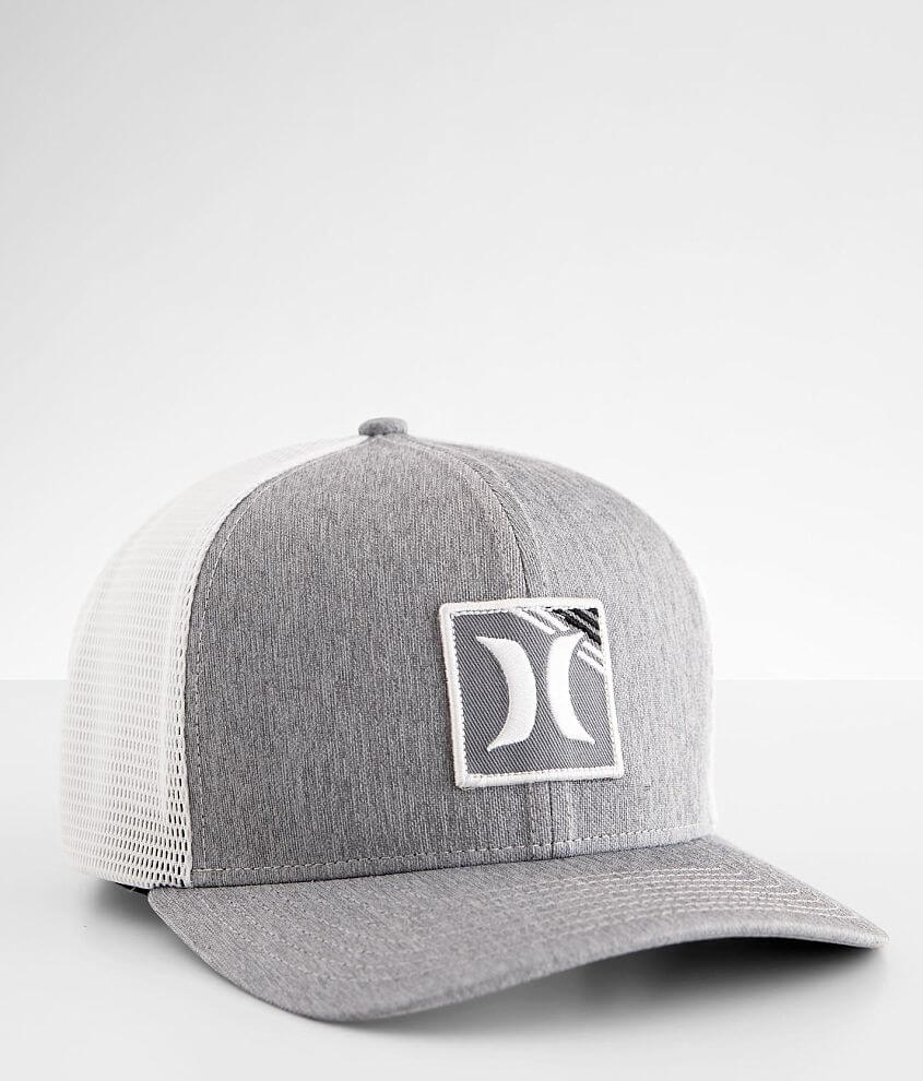 Hurley Bayline Trucker Hat front view