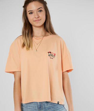 63b7aab5 Hurley Mirari Flouncy T-Shirt