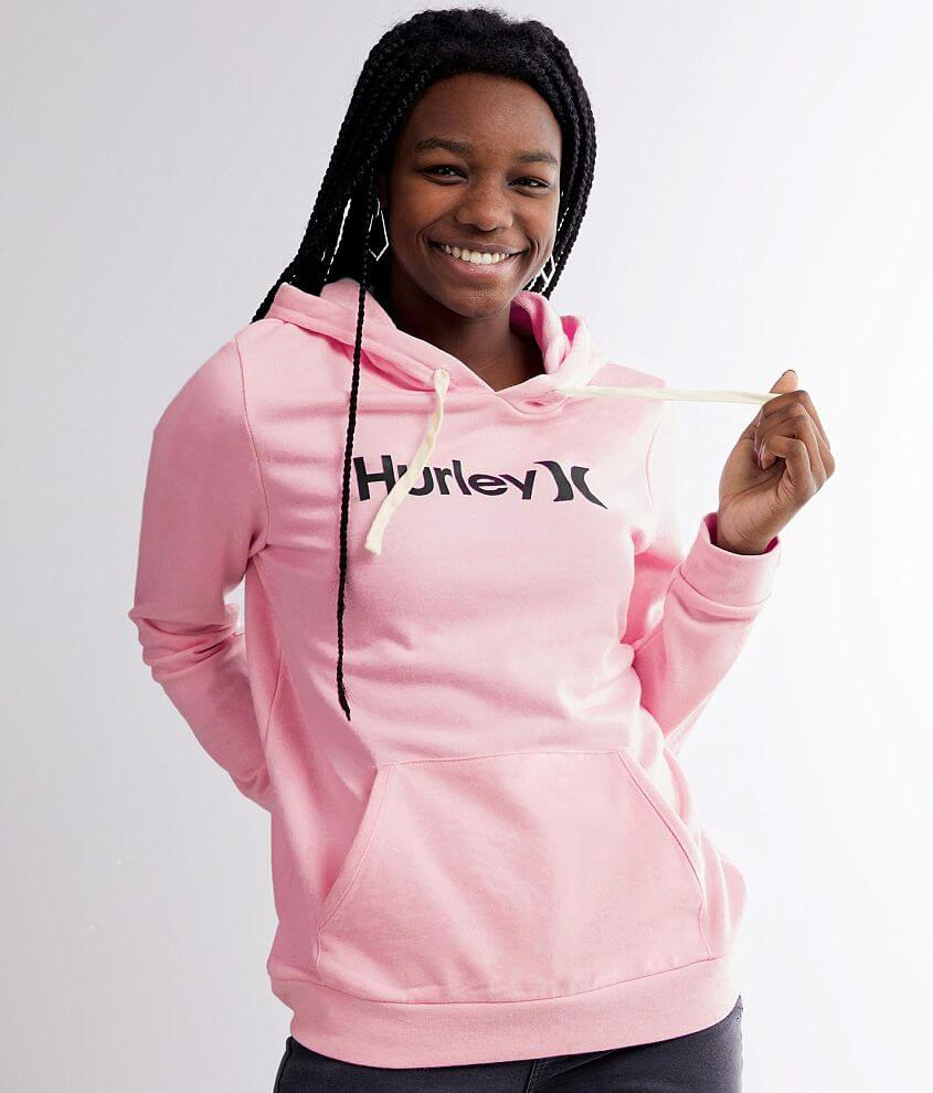 Hurley One & Only Hooded Sweatshirt front view