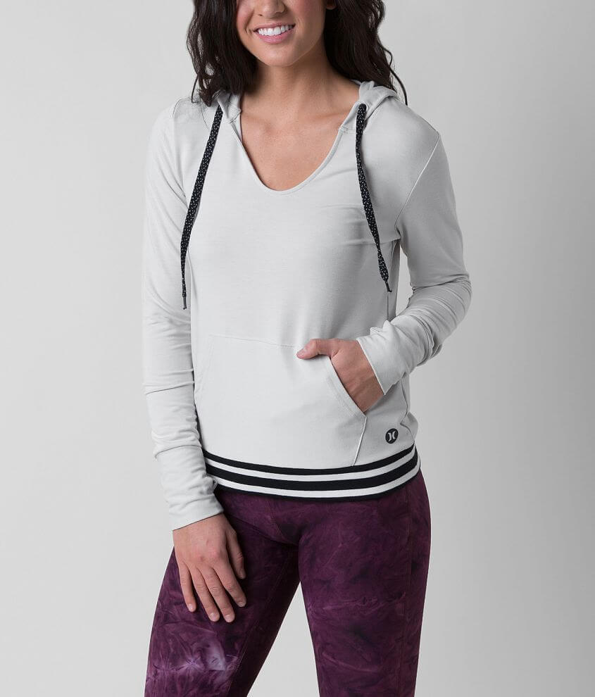 Hurley Lifestyle Dri-FIT Hoodie front view
